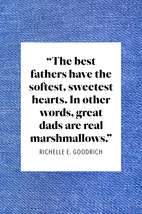 father's day quote from richelle e goodrich