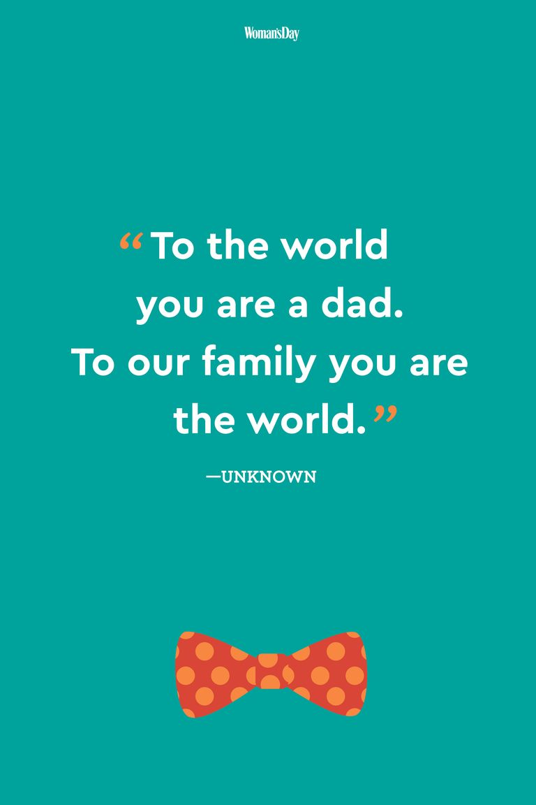 Fathers Day Quotes From Daughter: 24 Best Fathers Day Quotes