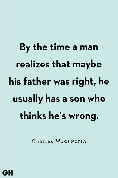 30 Best Father\'s Day Quotes - Happy Father\'s Day Sayings for Dad