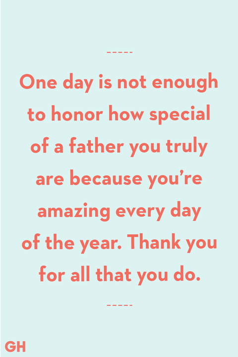 Father's Day Quotes From Wife Thank You