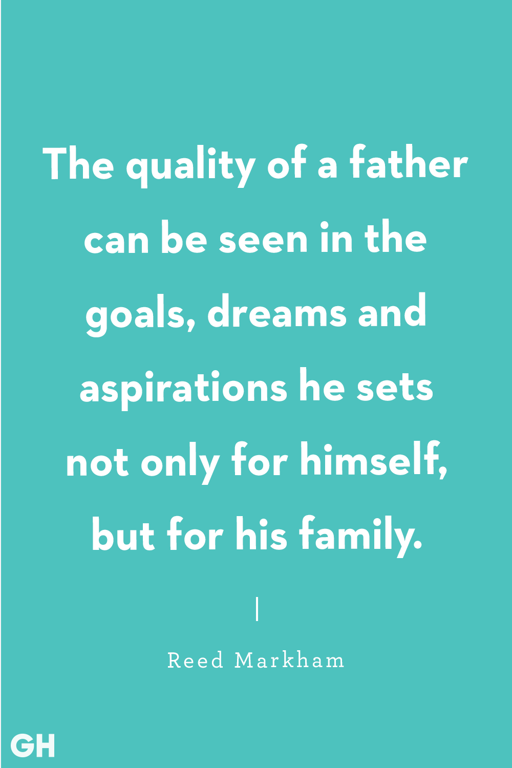 Father's Day Quotes Reed Markham