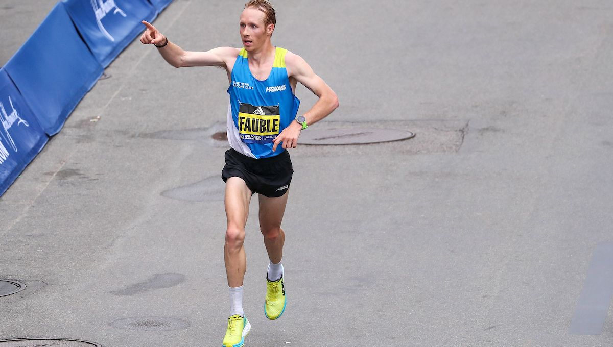 How Burritos Helped Fuel Scott Fauble's Boston Marathon Success