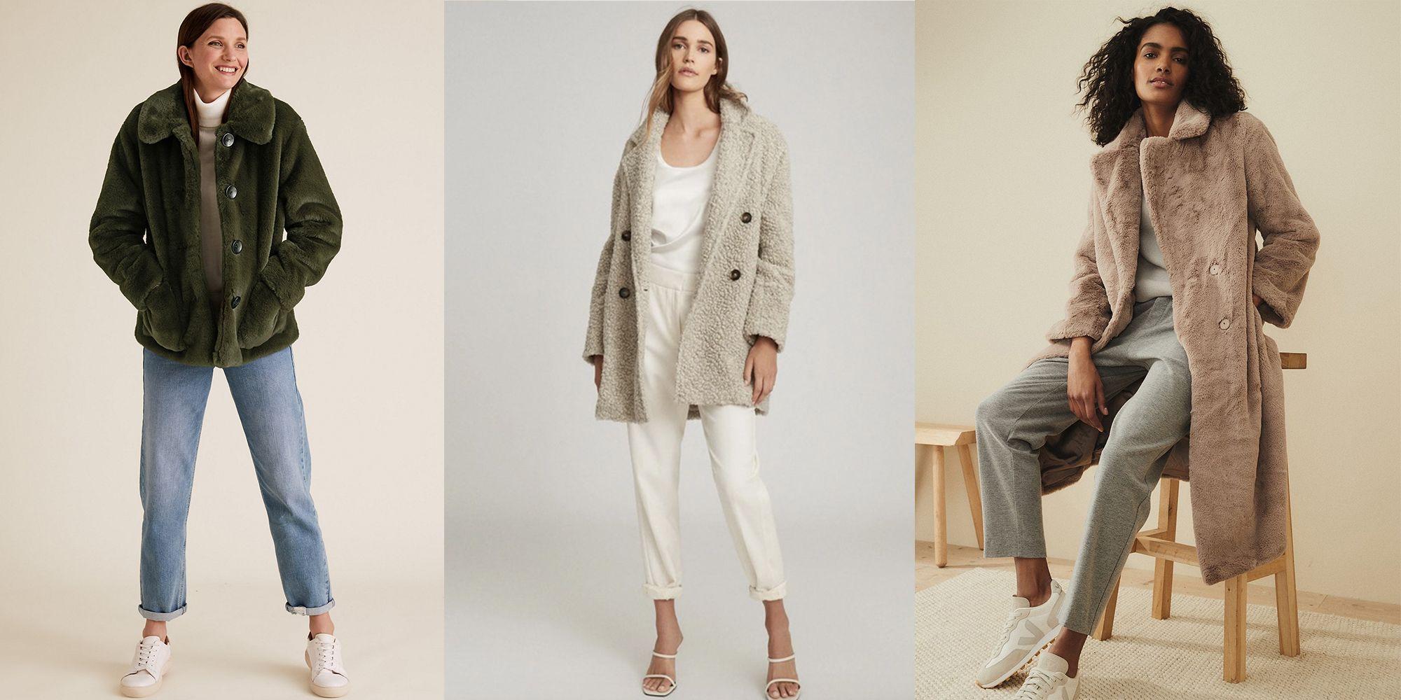 Faux fur coats Coats Sale | Debenhams
