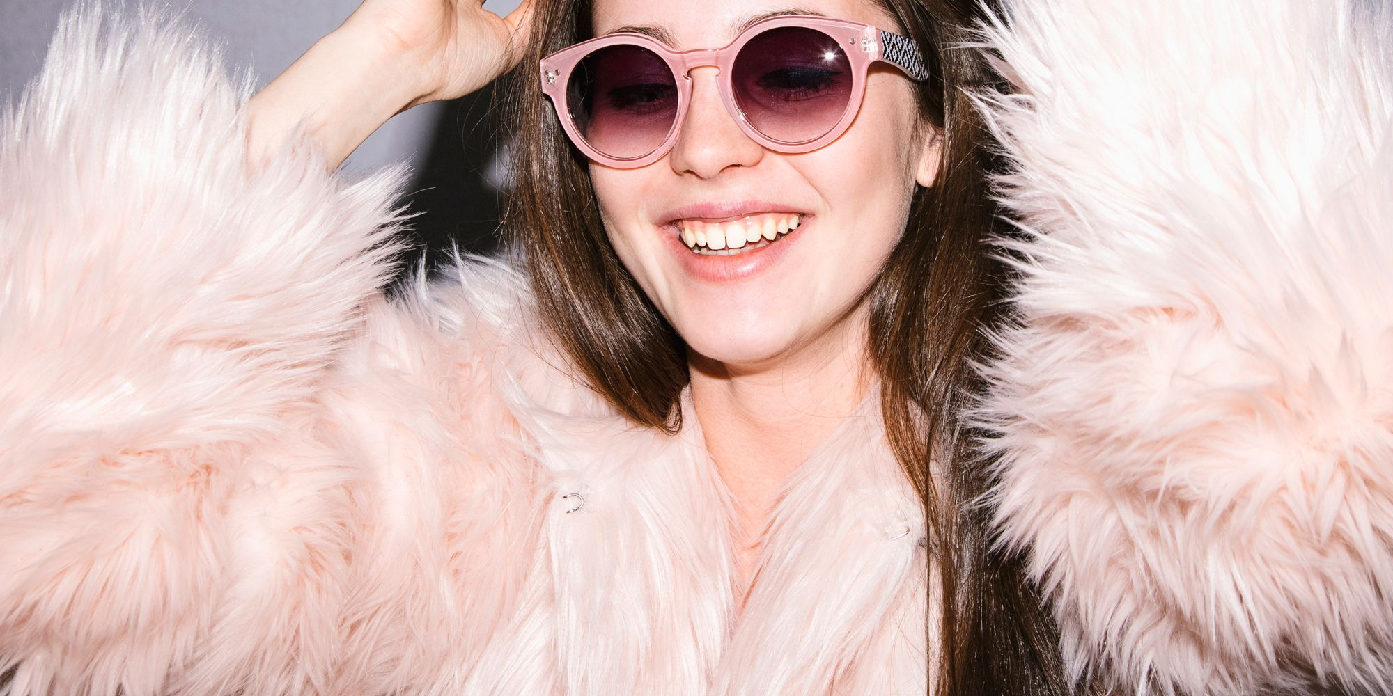 These Faux-Fur Coats Will Give You ALL of the Feels
