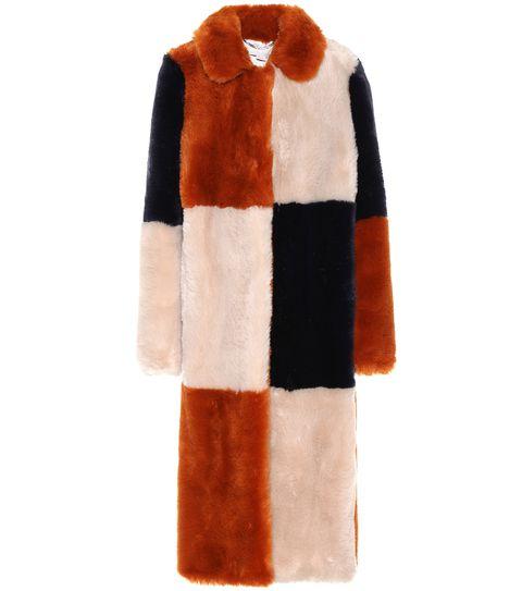 faux fur jas stella mccartney my theresa herfst 2020