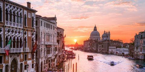 Restauarants Venetië
