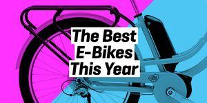 The Best E-Bikes