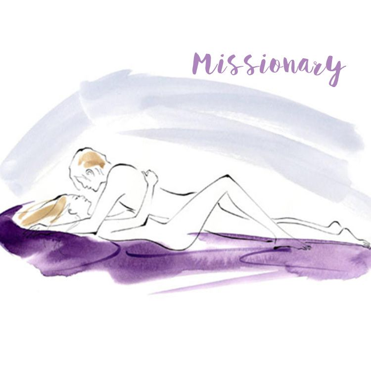 Personality sex position