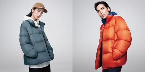 UNIQLO,羽絨衣,刷毛外套,日系穿搭,蕭敬騰