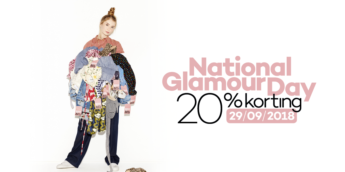 online-kortingscodes-national-glamour-day