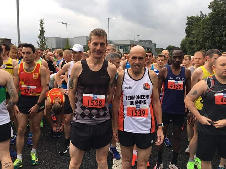 Father and son break 5 Hours to set world record for fastest combined marathon time