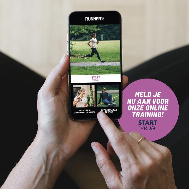 beginnen met hardlopen online training