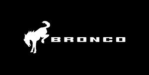 Logotipo de Ford Bronco