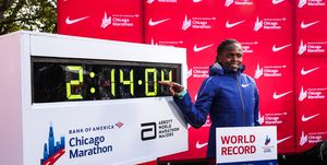 Brigid Kosgei World Record