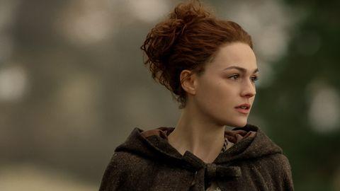 Briana Fraser Outlander