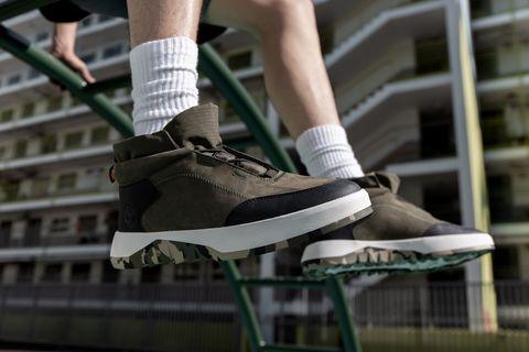 timberland 2021 永續時尚 supaway鞋款