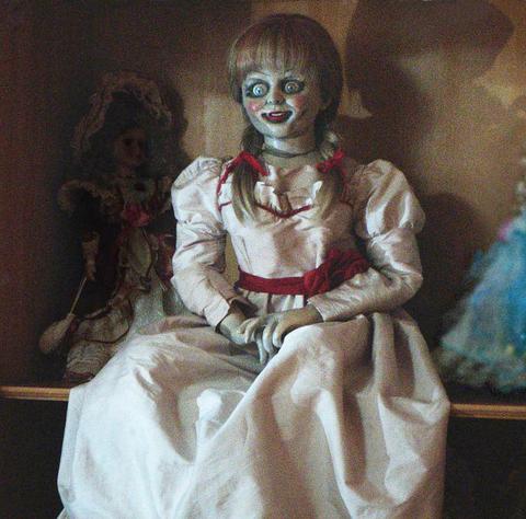 fear of dolls Annabelle
