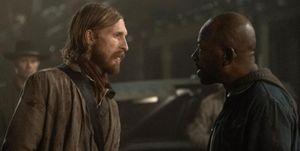 'Fear the Walking Dead': tranquilos, nos contarán cómo acabaron Dwight y Morgan en el mismo sitio