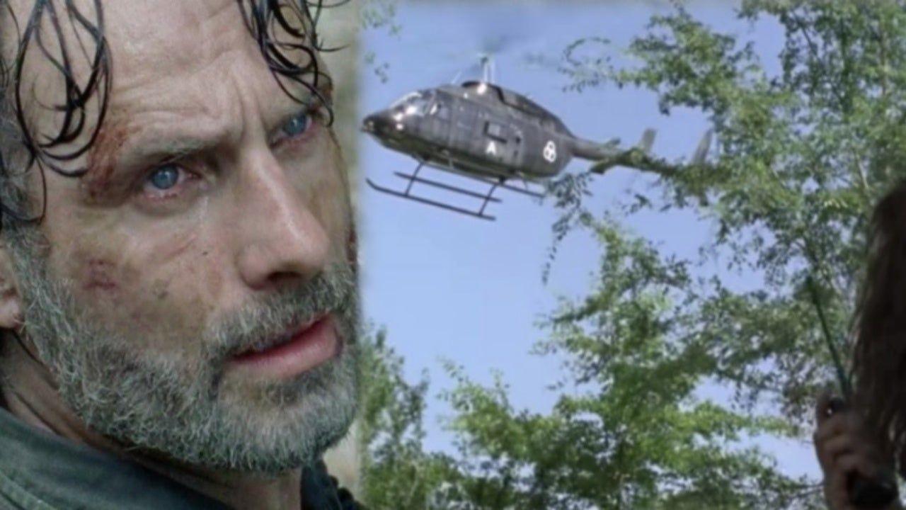 'The Walking Dead' Comic-Con 2019 Teaser Película Rick Grimes