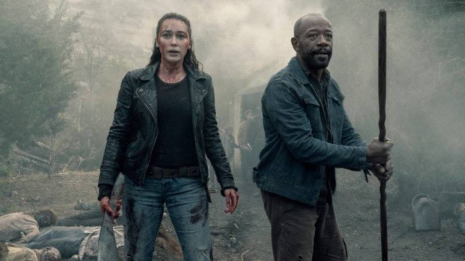 'Fear the Walking Dead' Estreno Temporada 5 - Temporada 6 Diferente