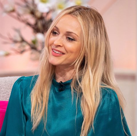 Fearne Cotton reveals she struggled with bulimia for ten years