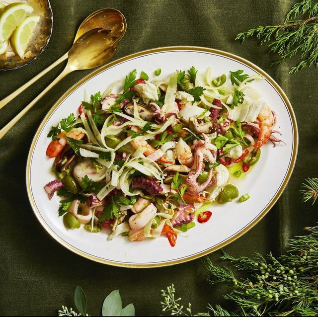 feast of seven fishes recipes
