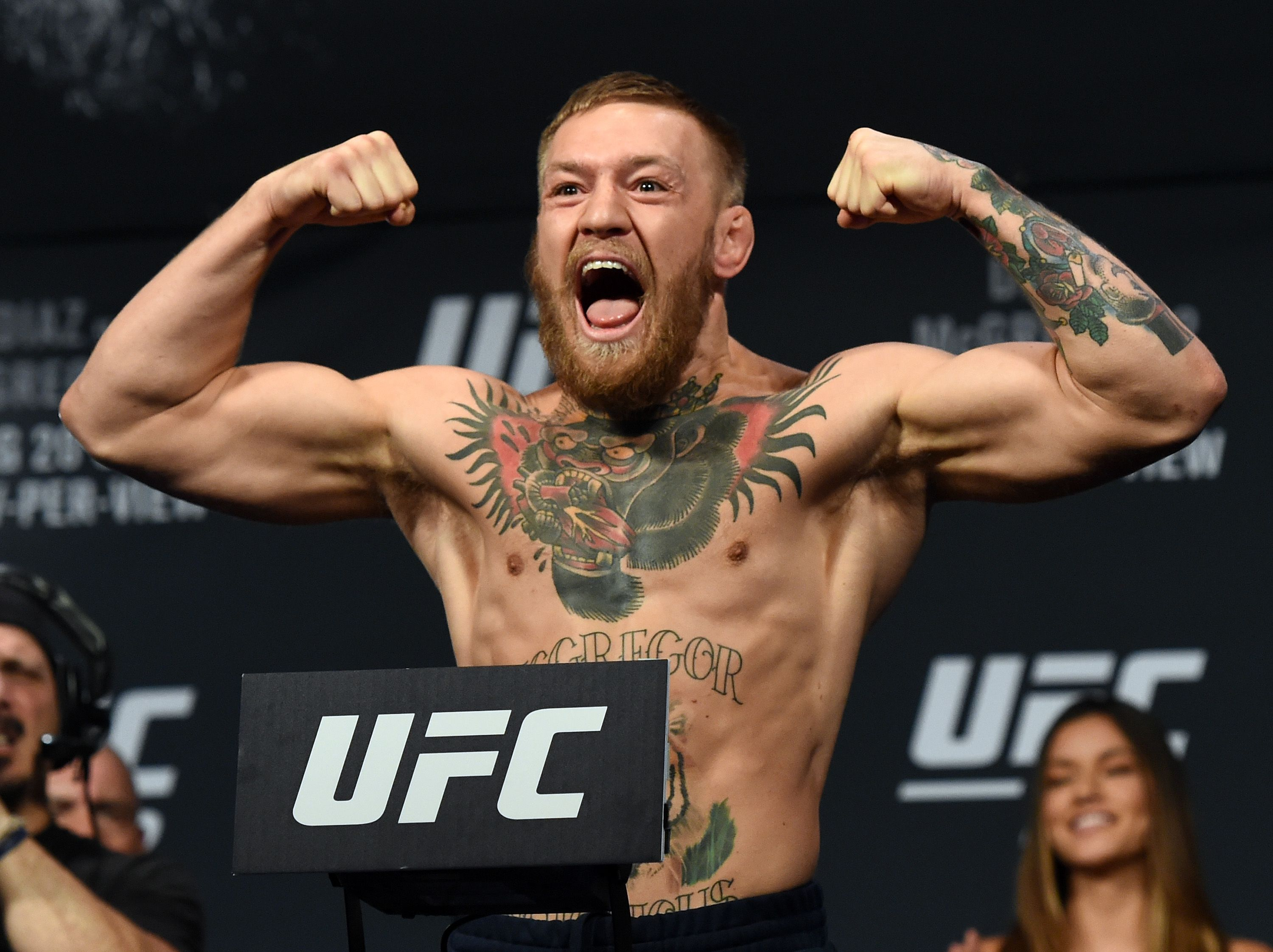 e27cd469 Punch Above Your Weight: How Conor McGregor Became The Most Notorious Man  in Sport