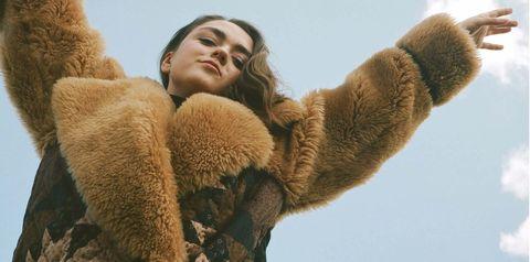 Maisie Williams interview elle magazine