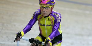 Cycling: Feature / Robert Marchand (Fra)