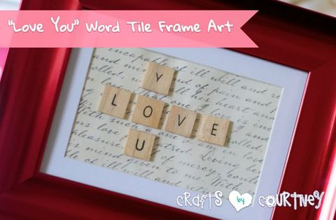 30 Easy Diy Valentine S Day Gifts Homemade V Day Gifts For Girls On A Budget