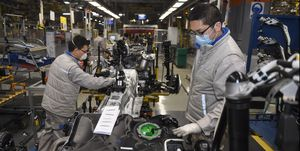 CHINA-SICHUAN-CHENGDU-CAR INDUSTRY-PRODUCTION (CN)