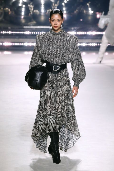 Isabel Marant : Runway - Paris Fashion Week Womenswear Fall/Winter 2020/2021