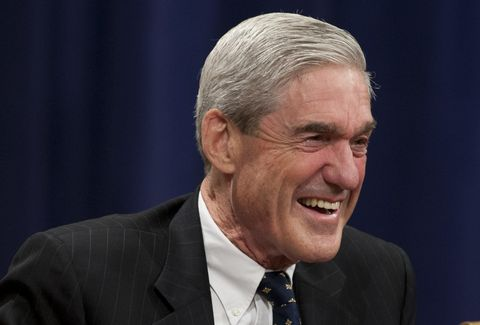 A Child (??) Is Trying to Frame Robert Mueller (???)