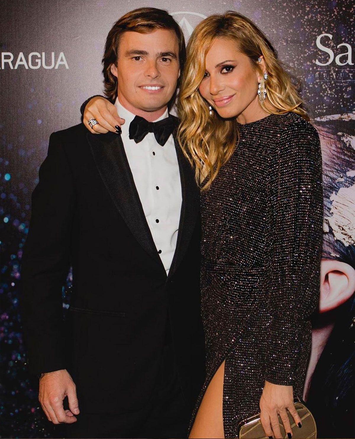 Marta Sánchez de cena con su nuevo novio, Federico León