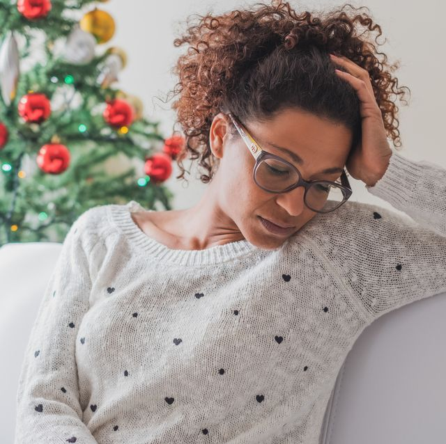 feeling alone and abandoned during christmas holiday