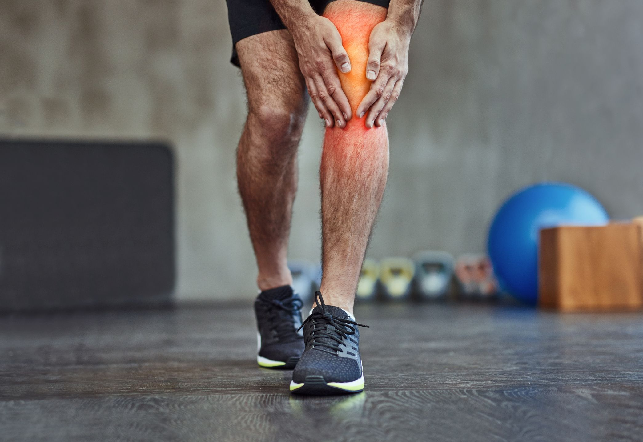 How to Take the Load Off Your Sore Knees