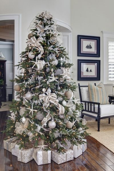 christmas tree themes - Christmas Decoration Theme Ideas