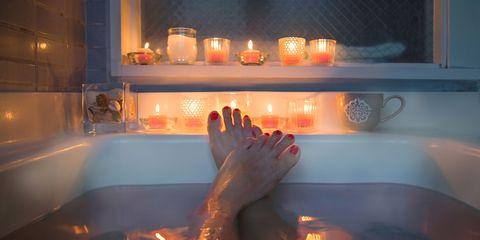 feet-bath