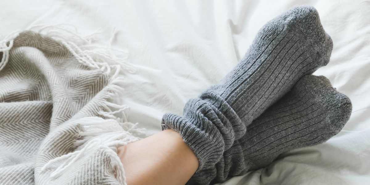 These Are the Best Cozy Socks to Keep Your Feet Warm Until Spring