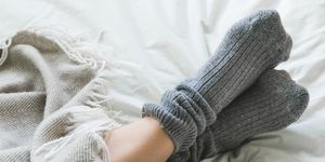 how to look after your feet post-marathon