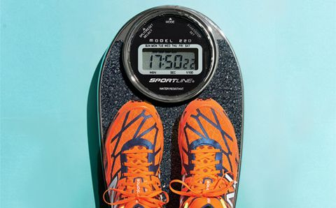 Your Fastest Weight | Runner's World