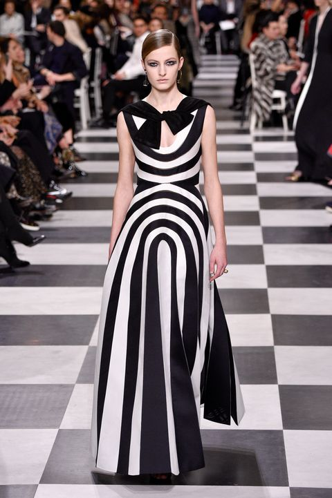 christian dior  runway   paris fashion week   haute couture spring summer 2018