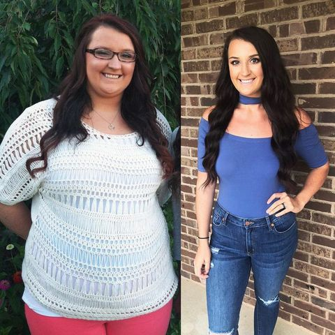 'I Lost 143 Pounds By Eating Healthier Versions Of My Favorite Foods'