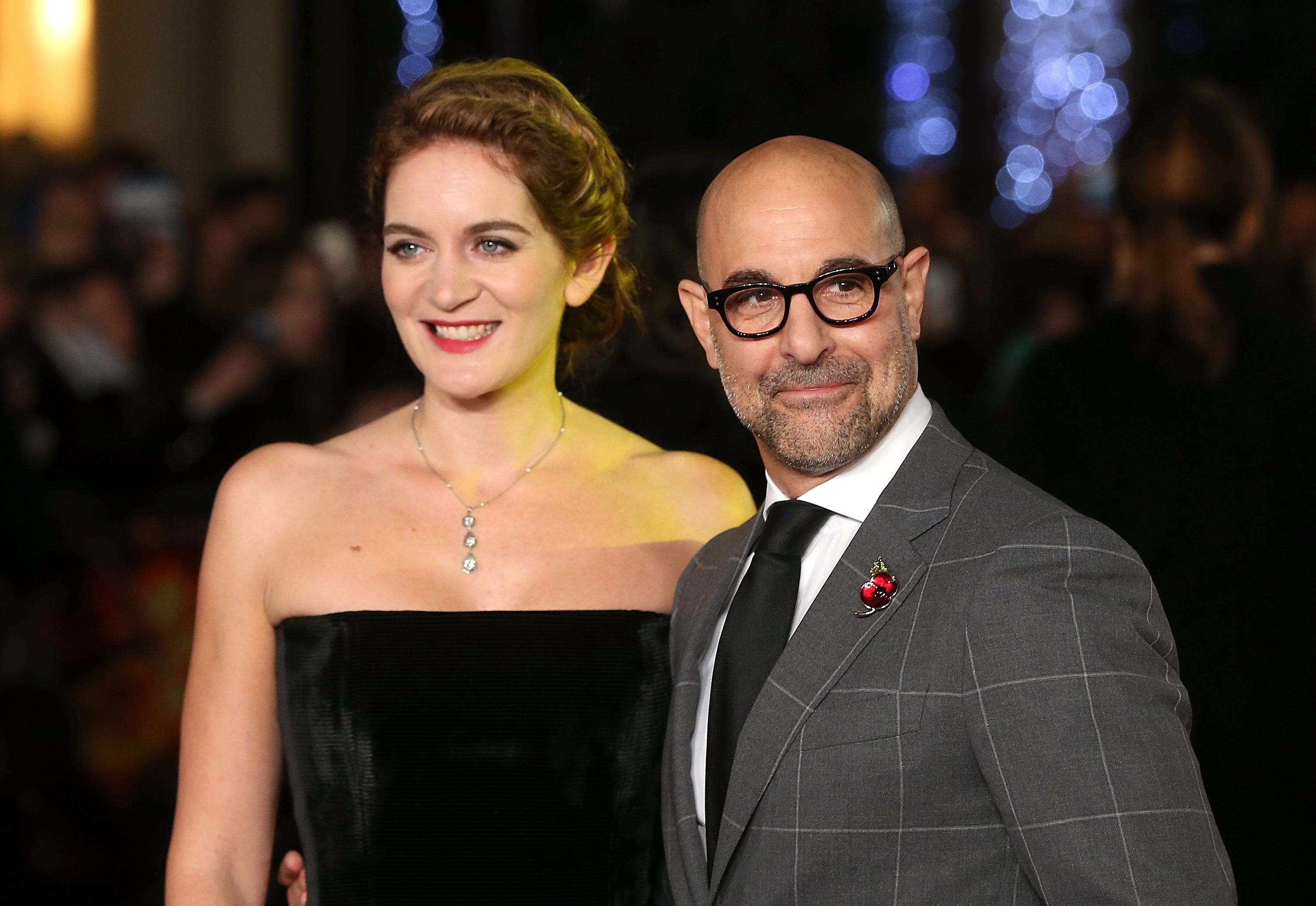 Stanley Tucci's Wife Is Emily Blunt's Sister—All About Felicity Blunt