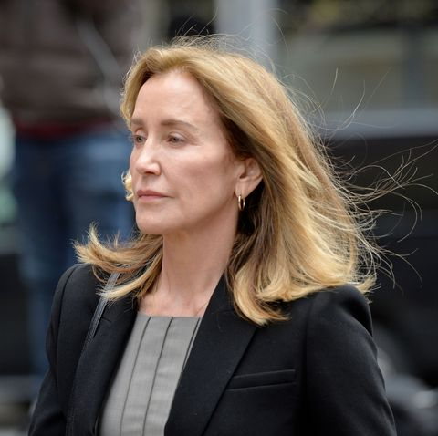 2873528153c Desperate Housewives star Felicity Huffman facing prison sentence in exam  cheating scandal
