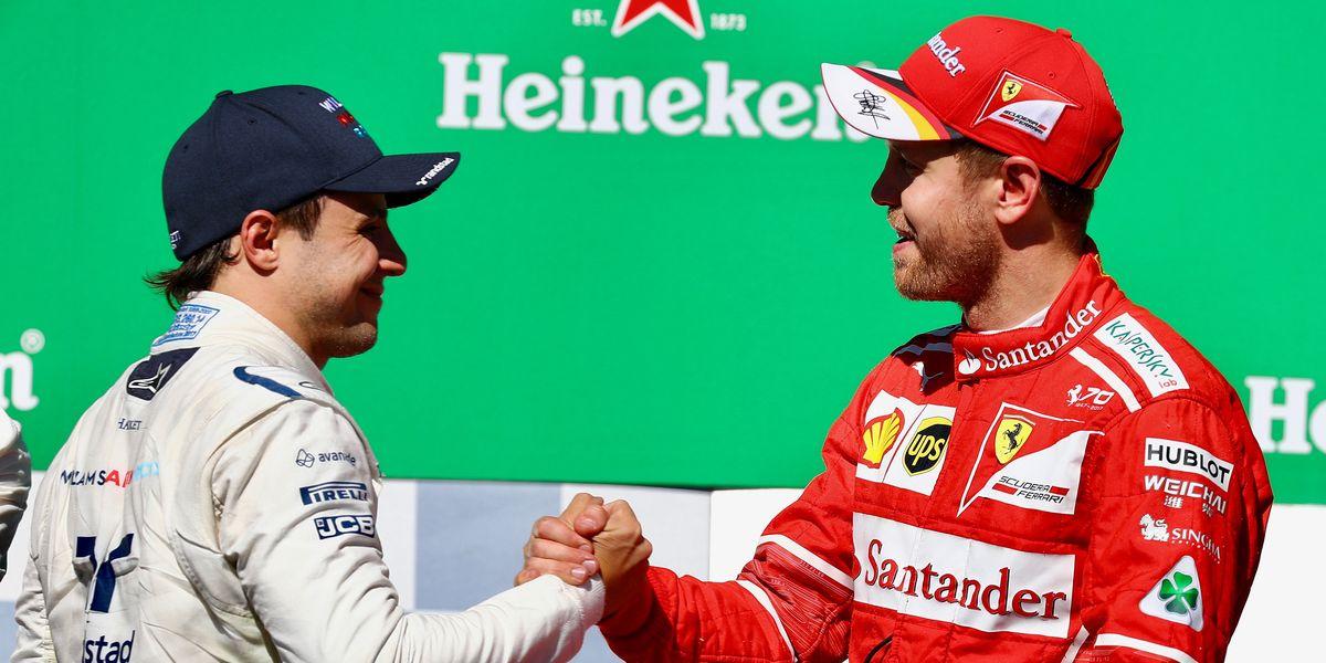 Sebastian Vettel's 'time has passed' says Former F1 driver Felipe Massa
