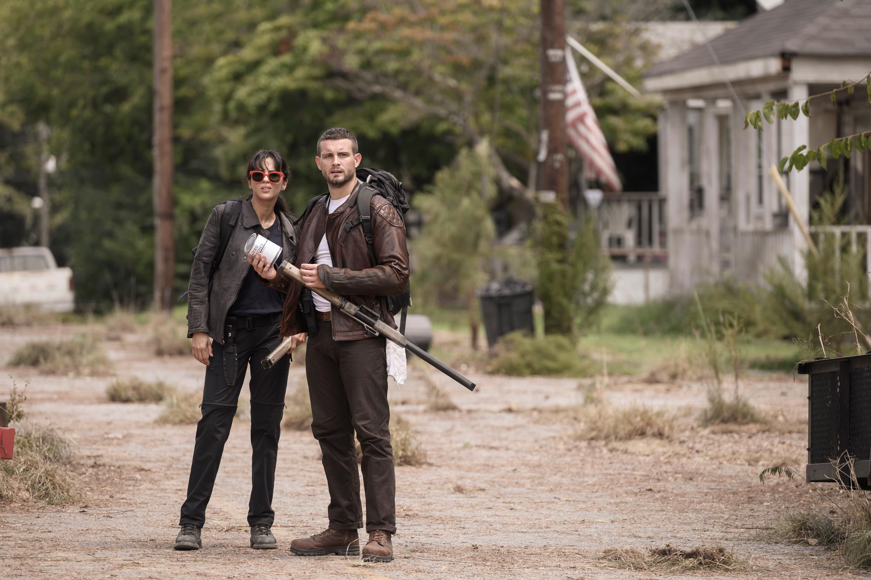 The Walking Dead: World Beyond star reveals how spin-off will be different