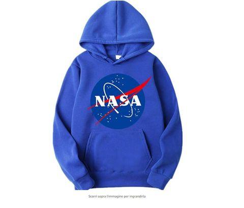 meticolosi processi di tintura prezzo folle molte scelte di Perché si vedono in giro tante felpe e magliette della NASA?