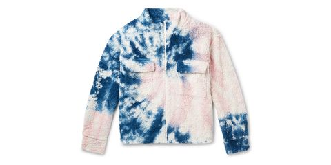 Clothing, Outerwear, Blue, Sleeve, Sweater, Textile, Wool, Cardigan, Fur, Font,