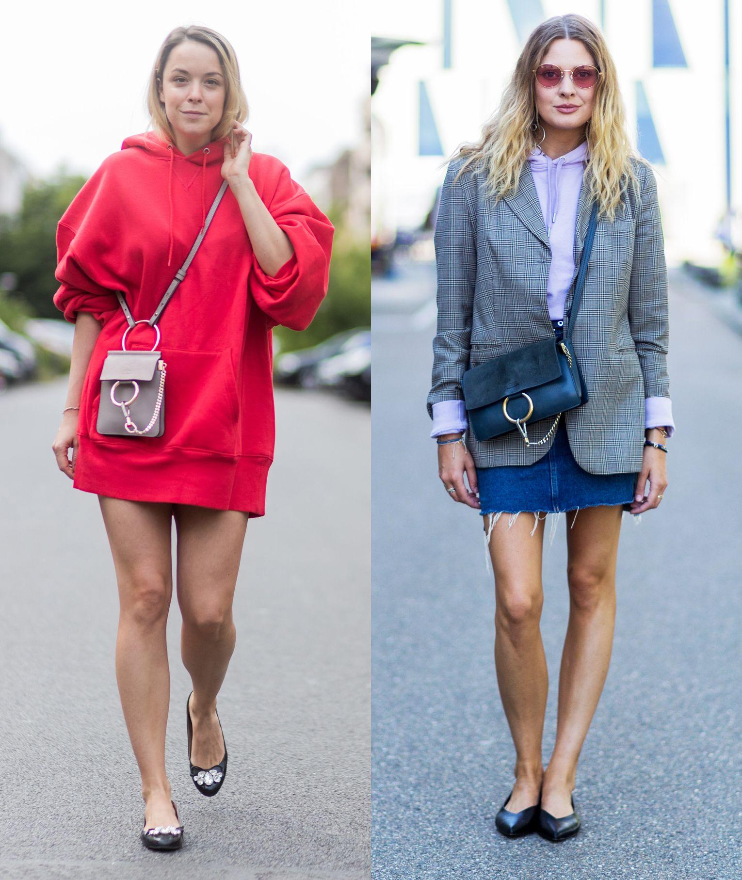 9 Felpe 2018 Moda Outfit Per Abbinare Le Estate Donna tsQrdh